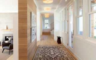 Дорожка на пол в коридор
