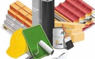 Коэффициенты теплопроводности строительных материалов