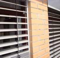 Внешние шторы на окна