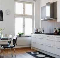 Белый фасад кухни фото