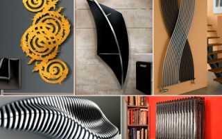 Дизайн батарей отопления фото