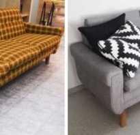 Реставрация сталинского дивана своими руками