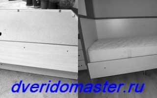 Как увеличить кровать в ширину?