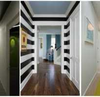 Длинный узкий коридор дизайн интерьер