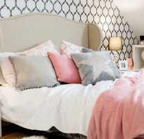 Интерьер прямоугольной спальни 12 кв м