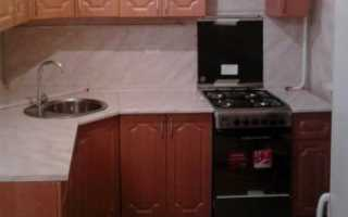 Как установить раковину на кухню