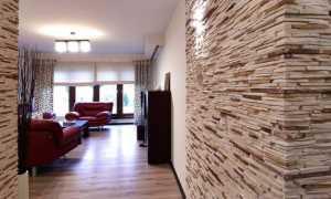 Декоративные камушки на стену