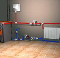 Делаем отопление в частном доме видео