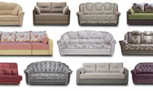 Механизмы диванов какой лучше на каждый день