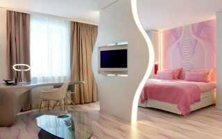 Красивый ремонт однокомнатной квартиры фото