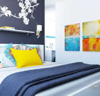 Интерьер для спальной комнаты