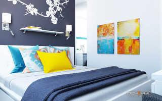 Интерьер спальни в фотографиях