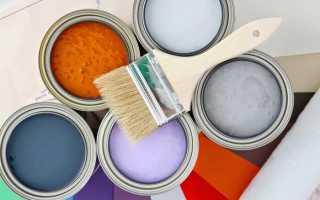 Чем можно покрасить металлическую дверь