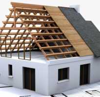 Количество материала для строительства дома
