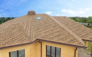 Как крыть крышу катепалом
