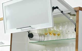 Как отрегулировать блюмовские доводчики кухонного шкафа?