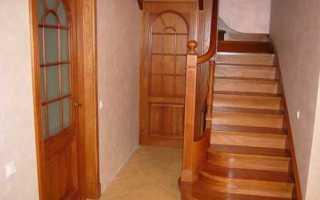 Лестницы внутри дома