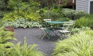 Как обустроить маленький сад