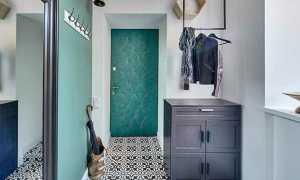 Дизайн маленького коридора в квартире фото реальные