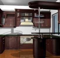 Чем почистить деревянную мебель на кухне?