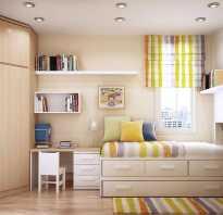 Комната после ремонта без мебели