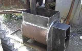 Печка для бани чертежи железная