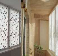 Жалюзи на пластиковые окна балкона без сверления