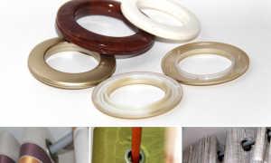Как установить люверсы без инструмента на ткани