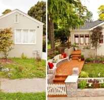 Как преобразить фасад старого дома