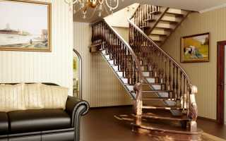 Лестницы в частном
