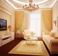 Стильный интерьер комнаты