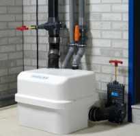 Как установить унитаз ниже уровня канализации