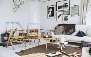Красивый ремонт в трехкомнатной квартире