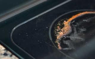 Чем чистить плиту со стеклокерамической поверхностью
