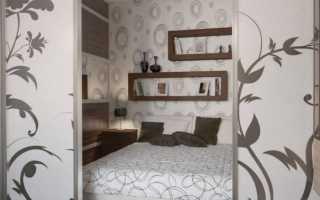 Красивый ремонт в маленькой комнате фото