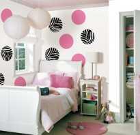 Комната для девочки в хрущевке ремонт